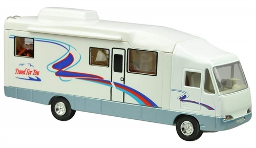 Prime Products 27-0001 Mini Class A Motorhome RV Die-Cast Collectible