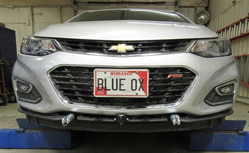 Blue Ox Base Plate BX1729 For 2017 Chevy Cruze - Including Hatchback & RS
