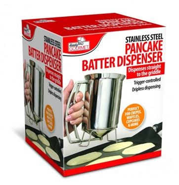 Jobar Pancake Batter Dispenser