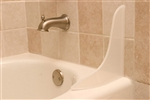Golden Ideas 4TT-C Clear Tub Tender Splash Guard