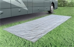 Prest-O-Fit 2-3000 Aero-Weave Seascape Outdoor RV Mat - 6' x 15'