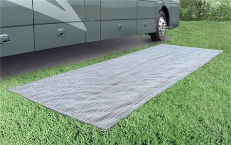 Prest-O-Fit 2-3000 Aero-Weave 6 x 15' Seascape Outdoor Mat