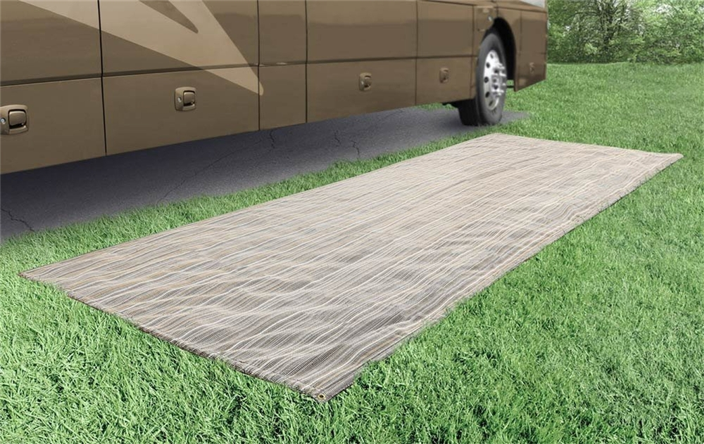 Prest O Fit 2 3001 Aero Weave Santa Fe Outdoor RV Mat