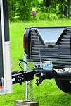 Camco Self-Alignment Trailer Hitch Kit 50""