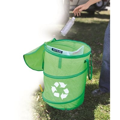 Camco 42983 Collapsible Recycle Container