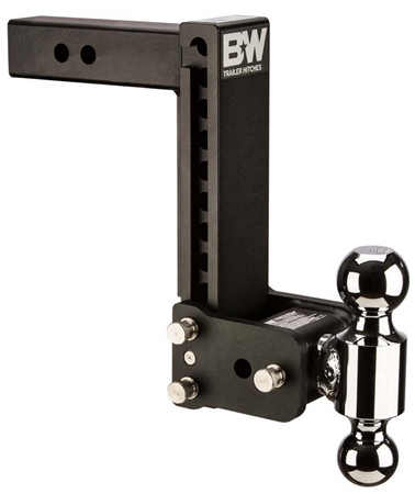 "B&W TS10043B Tow & Stow Dual-Ball Mount - 9"" Drop - 9-1/2 Rise"