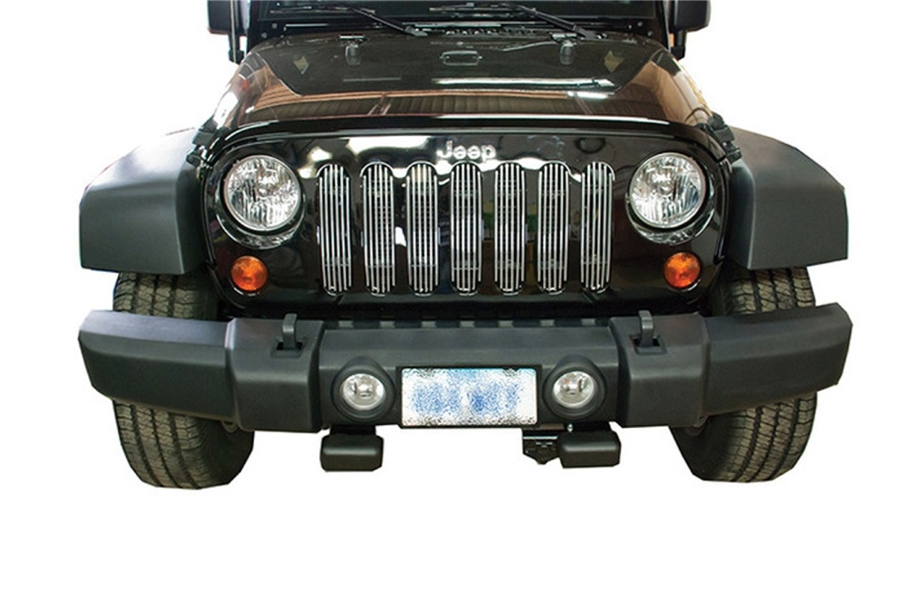 Demco 9519292 Jeep Wrangler Sport Sahara Rubicon Unlimited Base Plate For 2007 To 2016 Vehicles