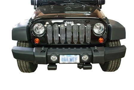 Demco 2007-2016 Jeep Wrangler (Sport, Sahara, Rubicon & Unlimited) Base Plate