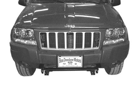 Demco 99-04 Jeep Grand Cherokee Base Plate