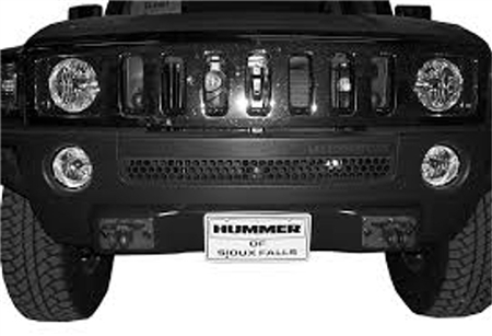 Demco Hummer H3/H3T Base Plate For 2006 to 2010 Vehicles