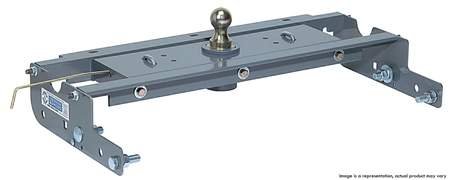 B&W Trailer Hitches GNRK1067 Turnoverball Gooseneck Hitch GM 2500/3500 HD '01 - '10 6.5/8 ft