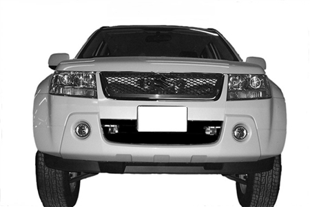 Demco Suzuki Grand Vitara Base Plate For 2009 to 2013 Vehicles