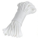Camco 51350 Rope - White - 50'