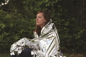 Camco Reflective Emergency Blanket