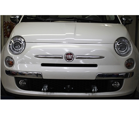 Blue Ox BX2801 For 2012-2017 Fiat 500c Pop/Lounge Base Plate