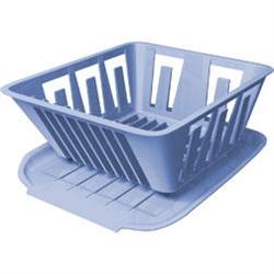 Valterra A77002 Mini Dish Drainer Slate Blue