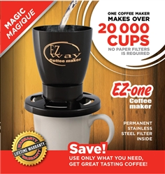 EZ Way 103 Coffee Maker