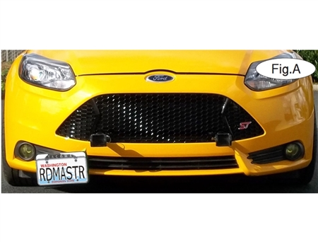 Roadmaster Ford Focus EZ5 Bracket Kit For 2015 - 2016 Vehicles