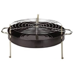 Kay Home 5 Economy Table Top Barbecue Camping Grill