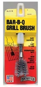 Brushtec, Inc. 48B10C Bar-B-Q Grill Brush