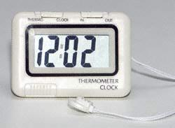Prime Products 12-3025 Thermometer/Clock