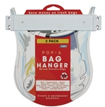 Camco 43593 Pop-A-Bag Hanger - 2 Pack