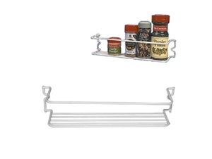 Homz 230101201.36 Single Spice Rack