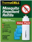 ThermaCell R-4 48 Hour Mosquito Repellent Refill Kit
