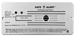 Safe-T-Alert 30-442-P-WT Classic LP Gas Alarm, Flush Mount