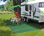 Prest-o-Fit 2-0080 RV Patio Rug - Green - 6' x 9'