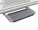 "Prest-o-Fit 2-1043 Wraparound 18"" RV Step Cover - Stone Grey"