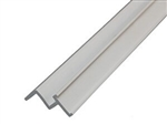 RV Designer A601 White I-Beam Curtain Tracks - 96""