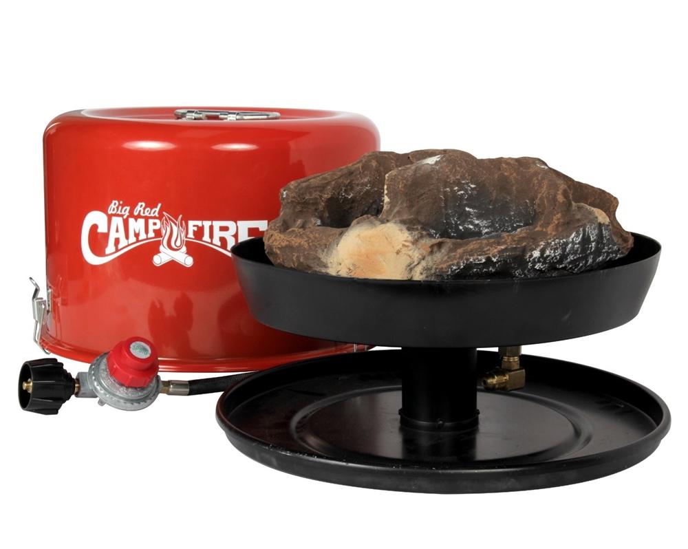 Camco 58035 Big Red Portable Campfire