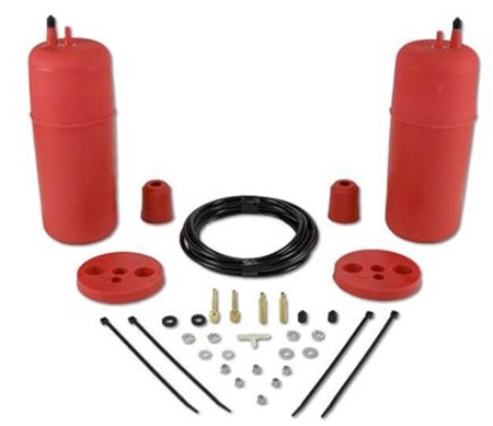 Air Lift 80545 1000 Series Front Air Spring Kit - 75'-17' Ford E-Series