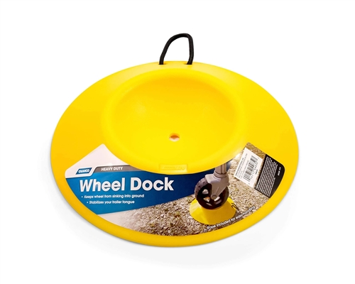 Camco Trailer Tongue Wheel Dock