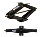 "BAL 24002D Deluxe Stabilizing Scissor Jacks - 24"" - 5000 Lbs - Set of 2"
