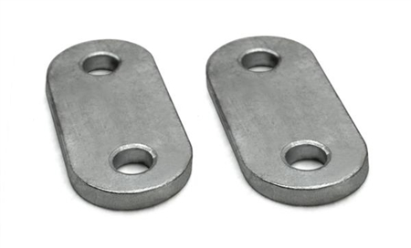JT's Strong Arm 314598 Trailer Stabilizer Jack Stand Arm Stiffening Pads - Set Of 2