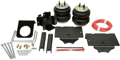 Firestone 2286 Rear Axle Ride-Rite Air Helper Spring Kit - '02-'08 Dodge Ram 1500