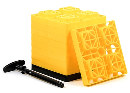 Camco RV FasTen Leveling Blocks