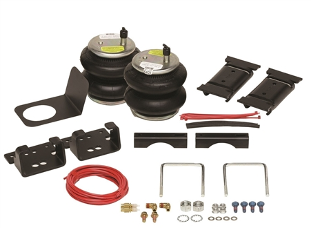 Firestone 2560 Rear Axle Ride-Rite Air Helper Spring Kit - '13-'17 Dodge Ram 3500