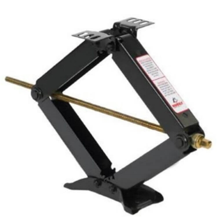 "Husky Towing 88135 Stabilizing Scissor Jack - 20"" - 5000 lbs - Single"