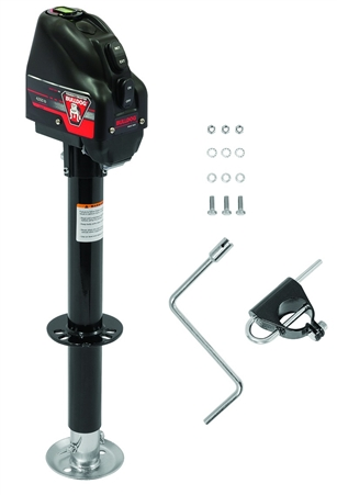 Bulldog 500199 Powered A-Frame Jack 4000 lbs. - Black