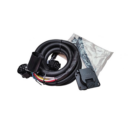 Demco 8555001 5th Wheel Wiring Harness - 7ft