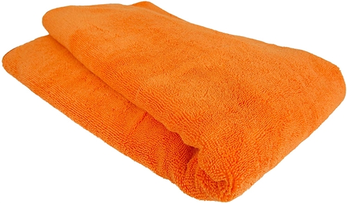"Chemical Guys MIC_881 Fatty Microfiber Towel - 34"" x 25"" - Orange"