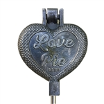 Rome Industries 1540 Cast Iron Love Pie