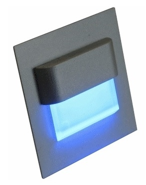 FriLight 156NLALBU Low Profile LED Courtesy Light - Blue