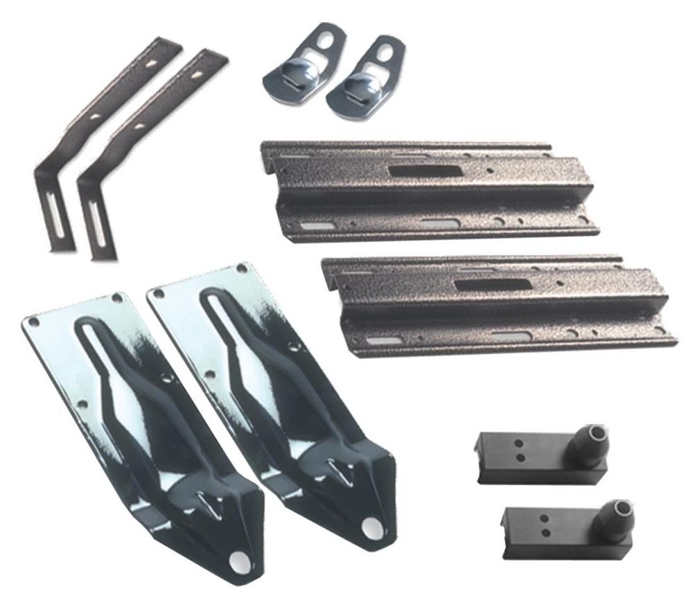 lippert 182910 happijac ft ut9 tie down kit frame mount rh rvupgradestore com Wiring Harness Diagram Automotive Wire Harness Kits