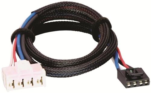 tekonsha 3020 p brake control wiring harness chrysler and dodge tekonsha brake control wiring harness tekonsha 3020 p brake control wiring harness, 2 plugs chrysler and dodge
