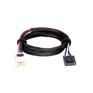 Tekonsha Brake Control Wiring Harness, 2 Plugs - Infiniti and Nissan