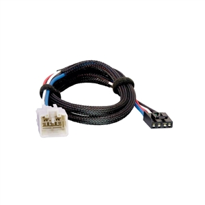 Tekonsha Brake Control Wiring Harness, 2 Plugs - Lexus and Toyota